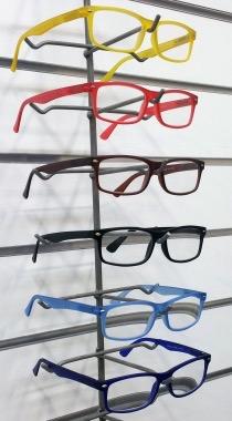 Γυαλιά πρεσβυωπίας .Βαθμοί 1-1,5-2-2,5-3-3,5-4 (Κωδ.6)